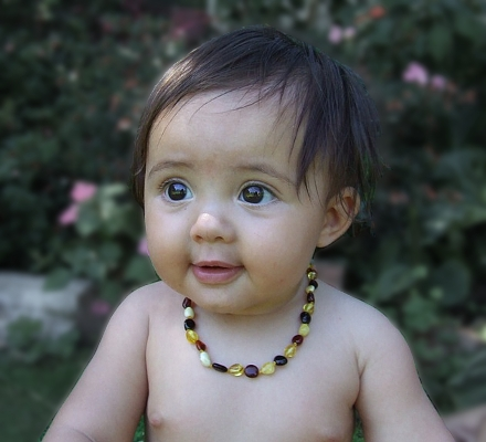 Baby Teething Necklace - Mixed